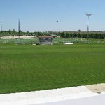 Outdoor Turf Fields
